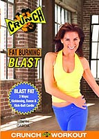 crunch fat burning blast with Lizbeth Garcia